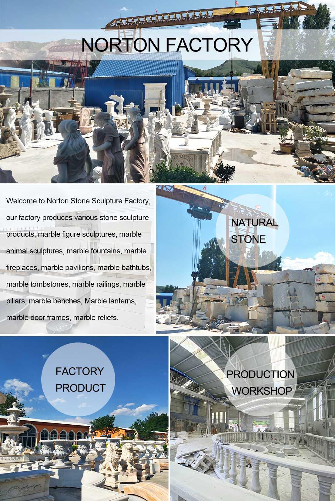 Wholesale marble roman pillar